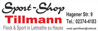 Banner sport shop tillmann normal
