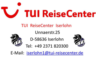 Banner tui reisecenter normal
